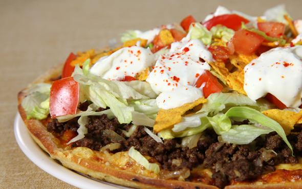 El Popular Taco Chorizo Ring Recipe